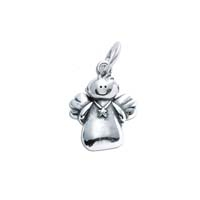 Large 3D Character Charm - Male Angel