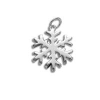 SE Large 3D Character Charm - Snowflake