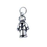 SE Large 3D Character Charm - Groom