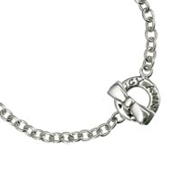 Signature Lucy Ann Small Bow Toggle Bracelet