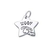 Small Star Charm - Dog