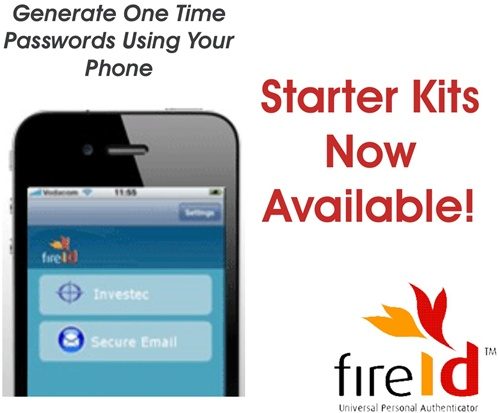 FireID Two Factor Authentication Solution