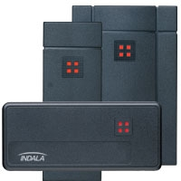 Indala Arch Wallswitch Reader 603