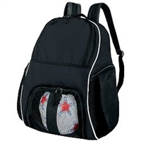 Soccer Back Pack Includes FREE SOCCER BALL