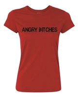 Angry Bitches Tee