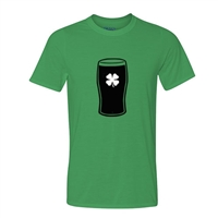 Black Stuff Shamrock T-Shirt