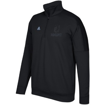 Minnesota United FC Adidas Team Fleece 1/4 Zip