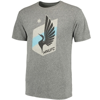 Minnesota United FC Adidas Tri-Blend T-Shirt