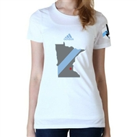 Women's Minnesota United FC Adidas