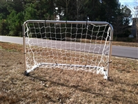 "4x6 Small Training Goal Series - 2"" Round (Unpainted)"