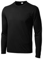 Competitor 100% Polyester Long Sleeve T-Shirt