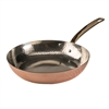Turkish Copper Cookware - Fry Pan