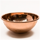 Turkish Copper Cookware - Beating Bowl
