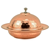 Turkish Delight Serving Dish - Copper
