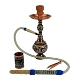 Decorated Hookah