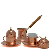 Turkish Coffee Set for Two  - Hammer