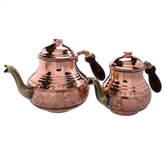 Turkish Tea Pot - Stamped