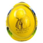John Paul II Art Egg - Assorted Colors