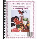 This cookbook comes from Alberta, Canada, home to a large group of Ukrainian immgrants who settled their after World War II.  Like their counterparts in the US they continue to practice their traditions.  Over 300 recipes.