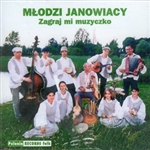 The celebration and preservation of Polish folk music is the goal of this group of young people from the area of southeastern Poland. Mlodzi Janowiacy is composed of five vocalists and six musicians. Enjoy!