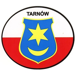 Tarnow Sticker
