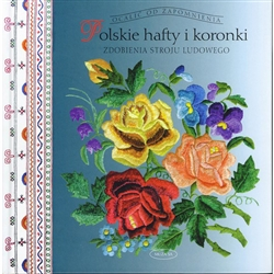 This is the third album in a series of Polish language albums dedicated to the preservation of Polish customs, crafts and history.  25 folk regions are highlighted with full color illustrations of costumes elements with fine detail.
