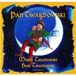 The classic tale of Pan Twardowski who makes a deal with the devil.  Did you know he is the man on the moon?