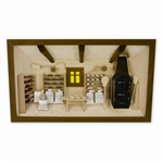 Piekarnia - Polish Bakery Shadow Box