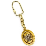 Polish Eagle Metal Swivel Keychain - Polska - Poland