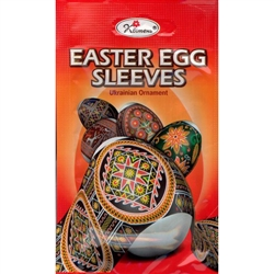 Easter Egg Sleeves - Ukrainian Ornament Designs