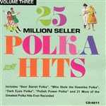 25 Million Seller Polka Hits - Volume 3