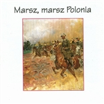 Selection of 27 Polish patriotic tunes and marches performed by 7 different Polish military bands.  All instrumental.