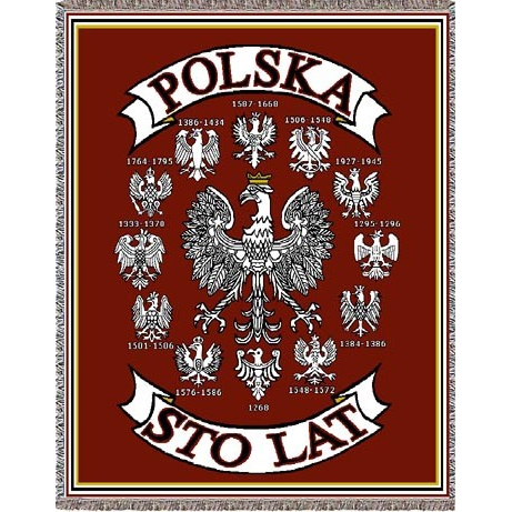 Polish Art Center Polska Sto Lat Historical Eagles