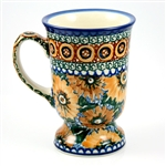 Designed and signed by master artist Maria Iwicka.