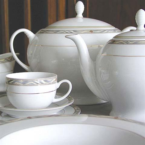 polish art center   lorelei   polish porcelain dinner and
