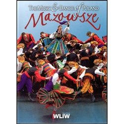 Mazowsze DVD The Music & Dance of Poland - as seen on PBS