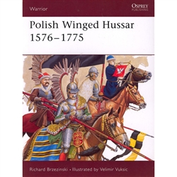The Polish hussar was, to quote one of many foreign visitors impressed by them, 'without doubt one of the most spectacular soldiers in the world'. Most dramatic of all hussar characteristics were the 'wings' worn on the back or on the saddle; their purpos