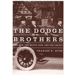 This book is the first scholarly study of the Dodge Brothers and their company, chronicling their lives -- from their childhood in Niles, Michigan, to their long years of learning the machinist's trade in Battle Creek, Port Huron, Detroit, and Windsor, On