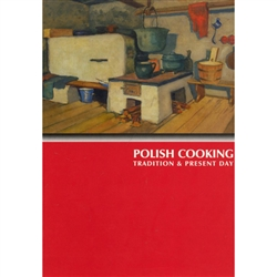 A concisely written cookbook with elegant color photos.  Discusses the history of Polish cooking, including modern day contemporary recipes.  Covered in detail are: Soups, pastas, meat and meat dishes, vegetables and vegetables with meat, fish dishes, com