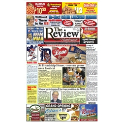 Hamtramck Review Newspaper, is the local paper giving current happenings, including news, editorials and ads.