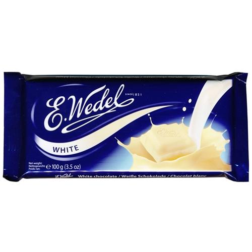 Polish Art Center - Wedel White Chocolate Bar - Czekolada Biala (100g)