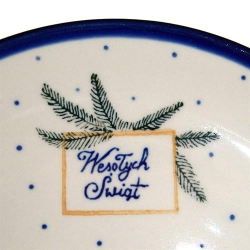 Earn ... & Polish Art Center - Polish Stoneware Christmas Holiday Dinnerware ...