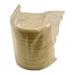 Sealed poly bag of 50 church (altar) large wafers (communion hosts).  Unblessed-unconsecrated.  These wafers are made only from the finest natural wheat in Poland. Pure spring water from artesian wells is the only ingredient added.