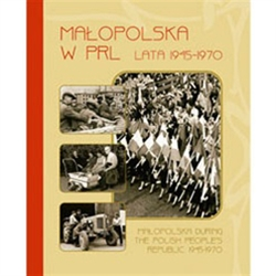 "Little Poland in the communist era. Lata 1945-1970"" is the third volume of the series"" Little Poland in the old photographs.  This publication relates the history of the region - after the Austrian partition era and the interwar period and gives us a peri"