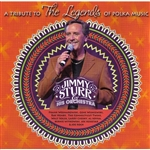 Jimmy Sturr is a polka musician, trumpeter/clarinetist/saxophonist and leader of Jimmy Sturr & His Orchestra. His recordings have won 18 out of the 24 Grammy Awards given for Best Polka Album. Sturr's orchestra is on the Top Ten List of the All-Time Gramm