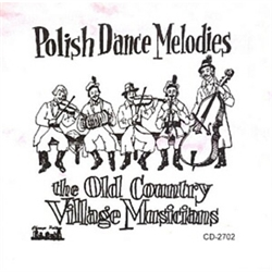When Poles came to the United States from Galicia, Austrian Poland, in the 1910s and '20s, they brought with them a wealth of folk music from the Krakow region. Most of the melodies in this CD originated there.