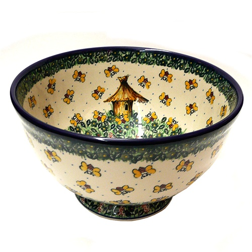 A New Folk Design By Master Artist Jacek Chyla Hand Made In Poland And