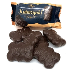 From the medieval city of Torun where Copernicus once lived, the ancient tradition of gingerbread making continues. Named after the Polish astronomer, the Kopernik bakery produces the best gingerbreads in Poland today.