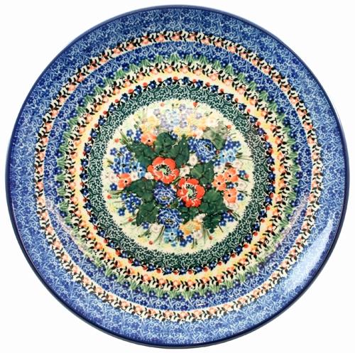 Alternative Views  sc 1 st  Polish Art Center & Polish Art Center -Unikat/Signature Polish Pottery Stoneware Dinner ...