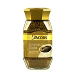 Poles enjoy their coffee strong and Jacob's is one of the most popular in Poland. The Gold standard. Great tasting coffee ready in an instant. 100% pure coffee.